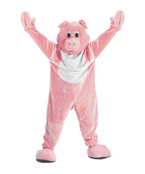 pig costume for pig costume mascot costume animal costume at costumes