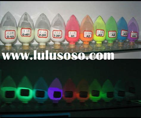 glow in the powder paint additive luminescent powder luminescent pigments glowing pigments