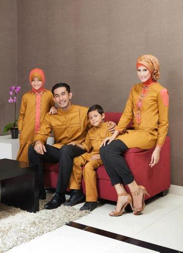 Model Baju Muslim Family model baju keluarga terbaru