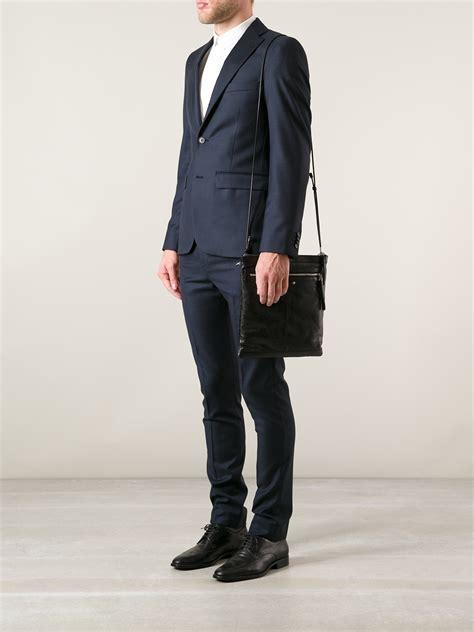 Masseger King 10 In 1 balenciaga messenger bag in black for lyst