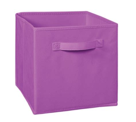 Large Fabric Drawers by 1837 Amethyst Fabric Drawer