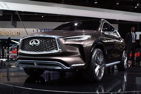 Infiniti Qx50 Concept by Infiniti Qx50 Concept 5 Things You Need To