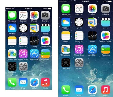 homescreen apps auf iphone  mit  zoll