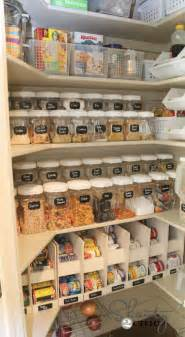 Ideas For Organizing Kitchen Pantry by Home Kitchen Pantry Organization Ideas Mirabelle