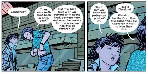 paper girls volume 4 1534305106 page 45 comic graphic novel reviews december 2016 week two page 45 comics graphic novels