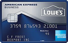 Pay Lowes Credit Card With Gift Cards - american express charge and credit card agreements lowe s business rewards card