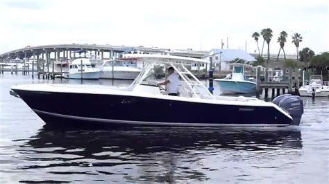 boats like pursuit pursuit boats for sale youtube