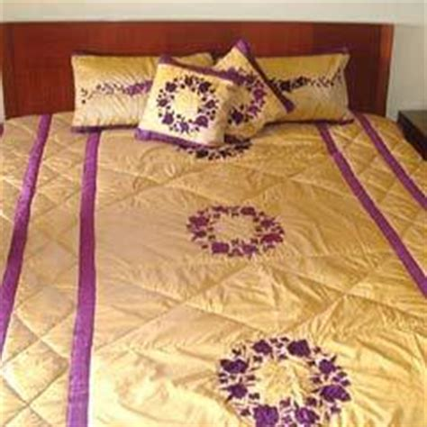 Handmade Bed Sheets - indus vista ahmedabad manufacturer exporter of our