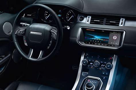 Range Rover Evoque Interior by Range Rover Evoque Compact Suv Overview Land Rover