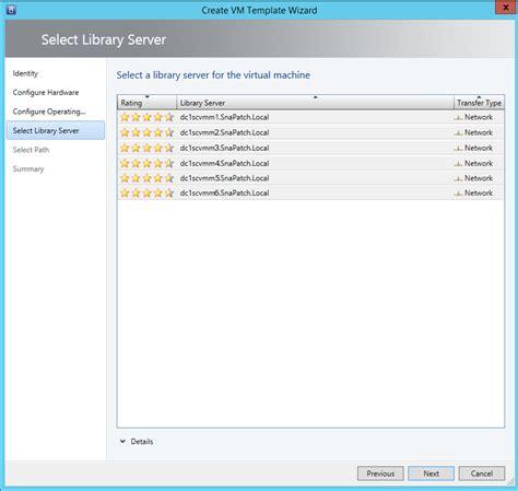 hyper v template how to create a hyper v template for deployment smikar