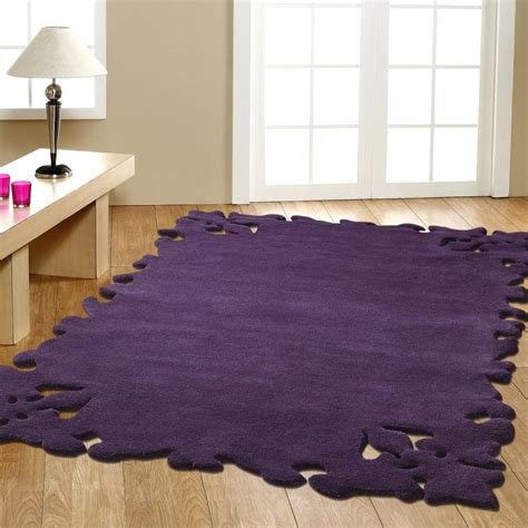 1000 ideas about purple rugs on rugs
