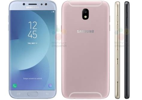 Samsung J5 News samsung galaxy j5 and galaxy j7 2017 already out in the notebookcheck net news