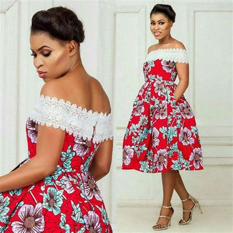 lastest ankara style for short gown latest ankara short gown styles 2018 for african women