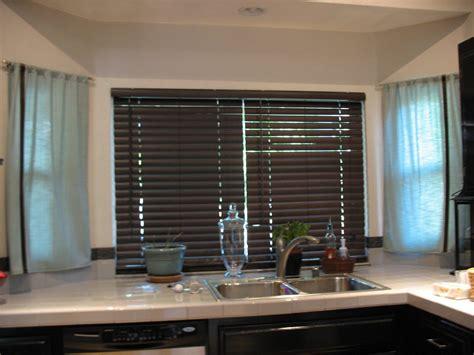 kitchen wood blind ideas venetian blinds wooden blinds wooden blinds for kitchen windows window treatments