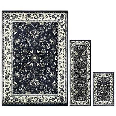 bed bath beyond area rugs weavers 3 area rug set bed bath beyond