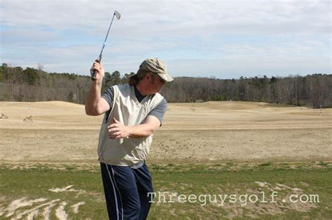 jimmy ballard golf swing throw with your right hand three guys golf