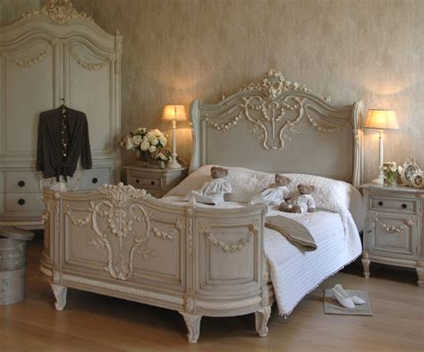 french chic style bedroom bonaparte french bed shabby chic style bedroom sussex by the french bedroom
