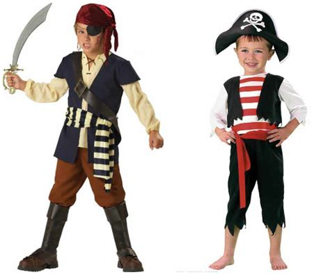 como hacer un disfraz de disfraz de pirata 7 ideas para hacer un disfraz casero