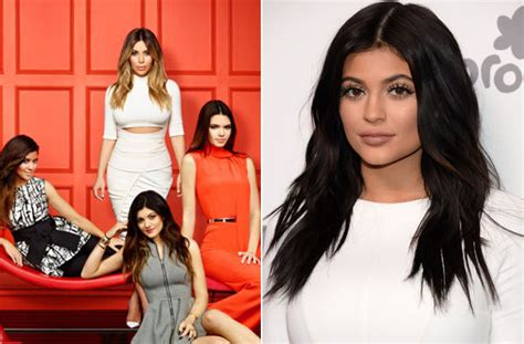 fotos de la familia kardashian 2015 kylie jenner quiere dejar el reality de las kardashian