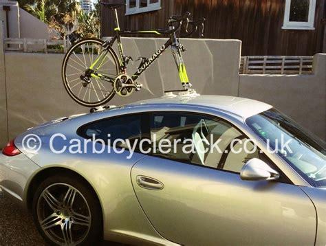Single Bike Rack For Car by Single Bike Vacuum Cup Rack Car Bike Racks Bike Carriers