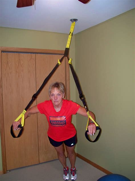 indoor exercise using trx straps fit for real lifefit
