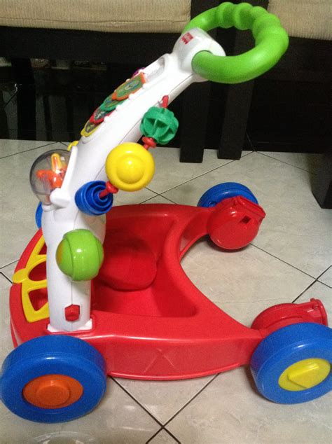 Preloved Mainan 1 jual preloved fisher price walker to wagon house of