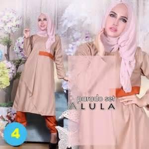 Gamis Alula 3 by alula fashion butiq