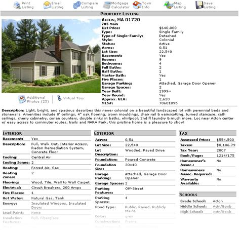 joomla templates with sle data real estate listing sheet template 28 images it