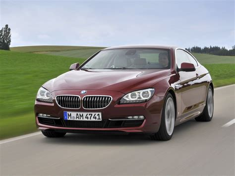 Bmw F Series by 6 Series Coupe F06 F12 F13 6 Series Bmw Datenbank