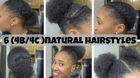 natural hairstyles  shortmedium hair bc youtube