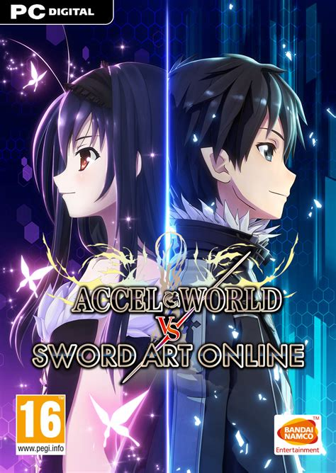 Accel World Vs Sword accel world vs sword pc bandai
