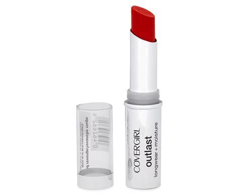 Covergirl Outlast Longwear Lipstick covergirl outlast longwear lipstick 915 siren 3 4g ebay