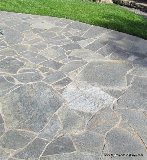 Flagstone Patio Pavers New Flagstone Patios And Stonework Of All Types With Faux Pavers Or Brick