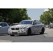 UPDATED 2019 BMW M5 Spotted Out Testing Hybrid Powertrain