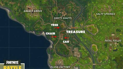fortnite treasure map treasure hunt map fortnite blue thepix info