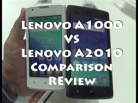Lenovo A2010 Vs A1000 Lenovo A1000 Price In The Philippines Priceprice