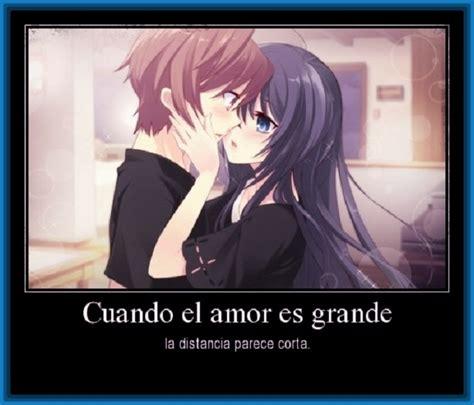 imagenes de pensamientos de amor a distancia imagenes de anime con frases lindas y muy rom 225 nticas