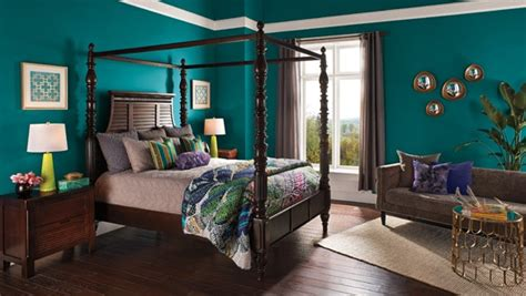 top paint colors of the year 2015 decor trends setting for four