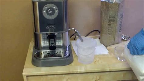 Gaggia Baby Twin Reconditioned Coffee Machine From Mr Beancup With Gaggia Baby Twin Replacing