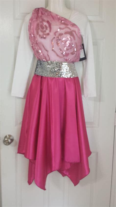 ropa de danza cristiana usa vestido de danza danza pinterest overlays satin and