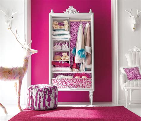 pink bedroom accessories charming and opulent pink girls room altamoda girl