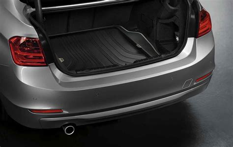bmw x3 rubber boot mat bmw genuine fitted protective car boot cover liner mat f30