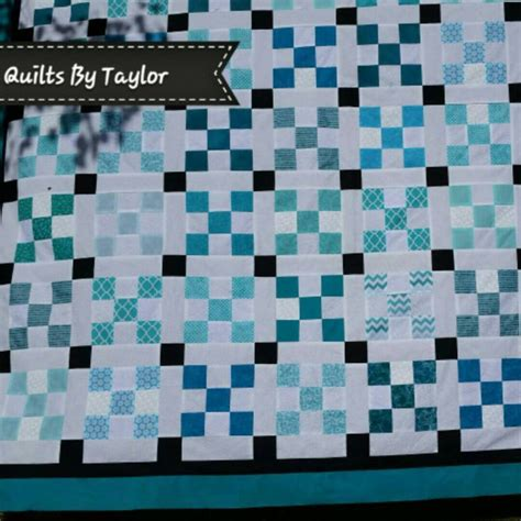 Teal Colored Quilts 1000 Images About Black And White Quilts On