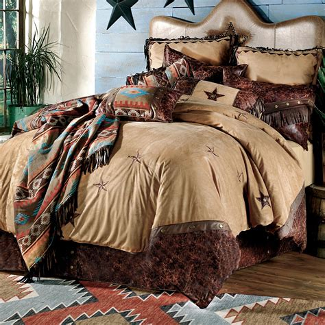 western bedding for western bedding starlight trails bedding collection lone western decor