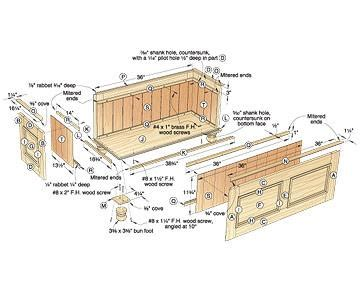 plans to build cedar hope chest plans diy pdf download woodworking blueprints and projects