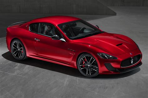 2014 Maserati Granturismo Reviews And Rating Motor Trend
