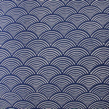 japanese ocean pattern introducing pacific blue where east meets west