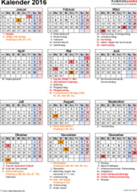Kalender 2016 Jahresansicht Kalender Jahresuebersicht Drucken 2016 A4 Calendar