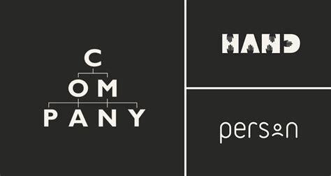 design logo definition 25 clever logos of common words you use every day