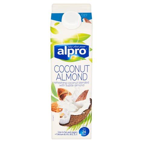 Monchan Almond Milk Almond Vanilla 250ml alpro fresh coconut almond milk alternative 1l from ocado